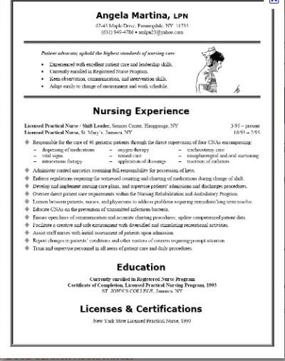 nursing resume samples nurse resume sample 2015 resume nurses