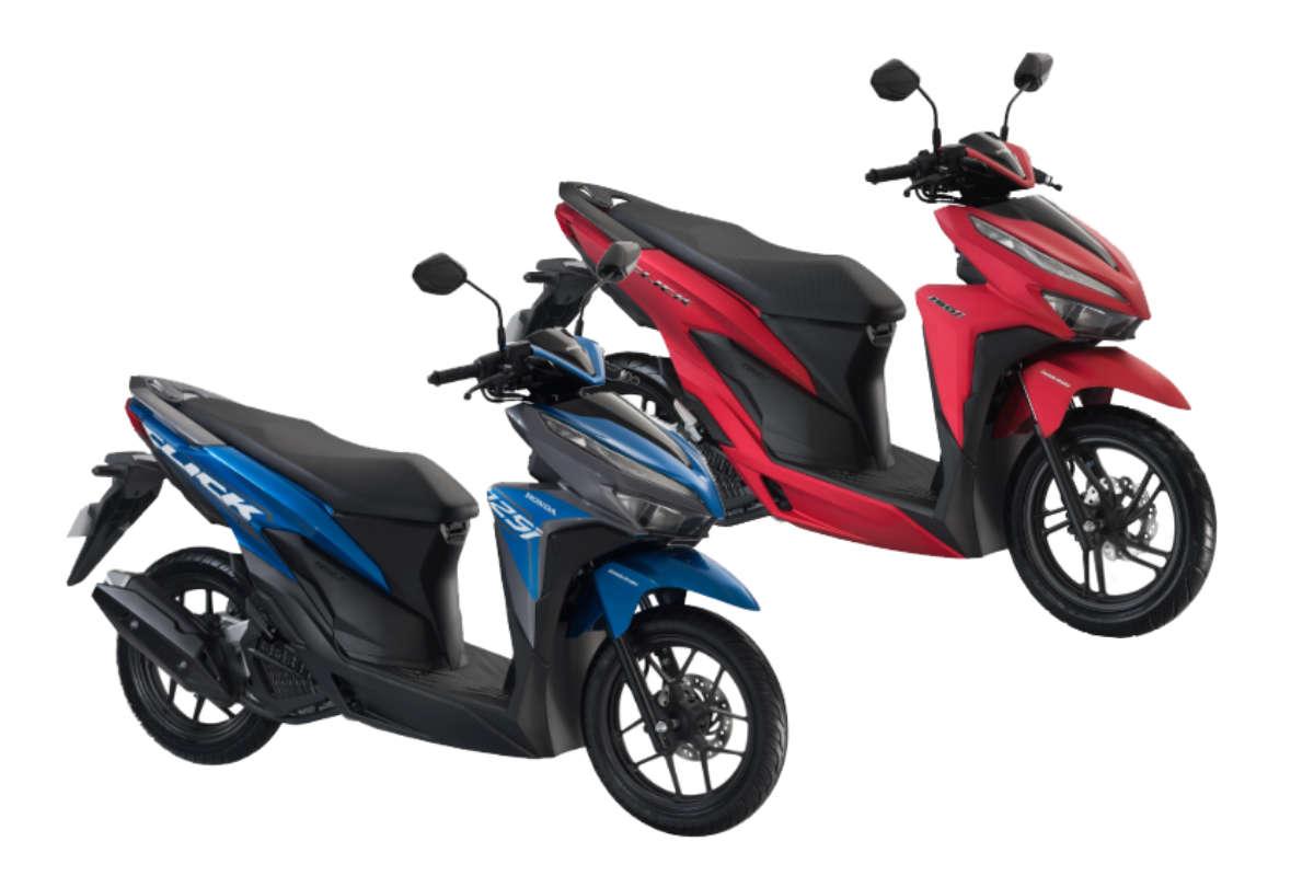 Honda Philippines's All-New Click 125i and Click 150i ...