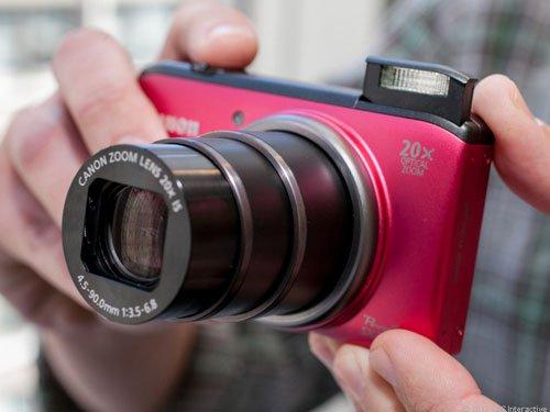 tiêu chí chọn máy ảnh du lịch