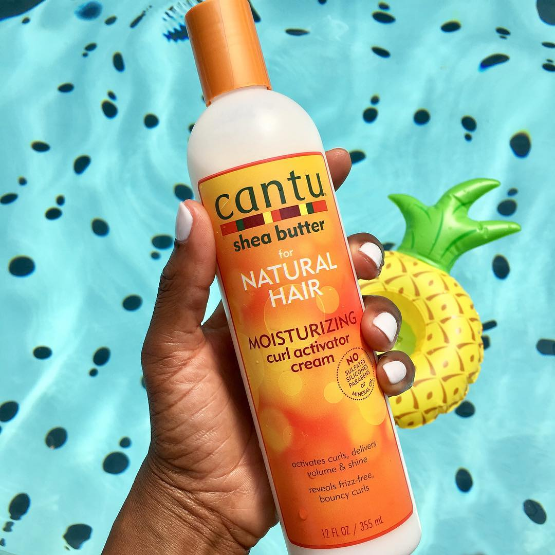 cantu curl activator cream review