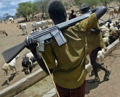 nigerian army troops fulani attackers