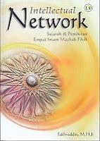 INTELLECTUAL NETWORK Sejarah dan Pemikiran Empat Imam Mahzab Fiqh