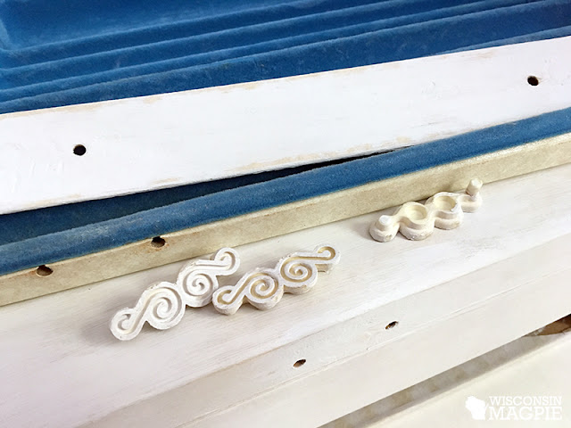 jewelry box handles