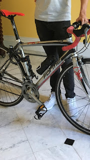 Stolen Bicycle - Forme Longcliffe 2.0