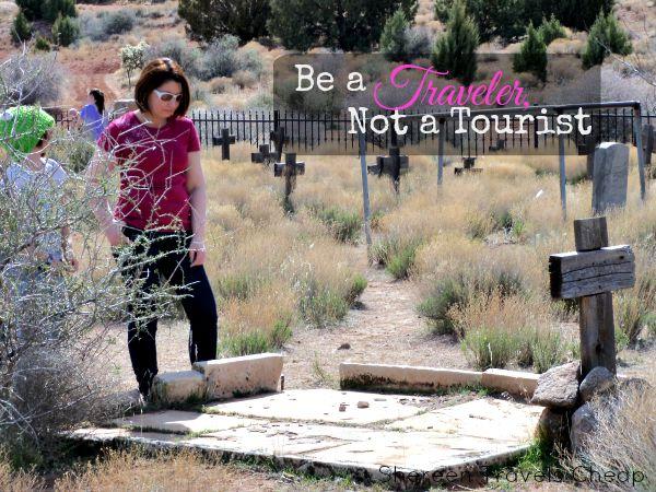 旅行者与游客