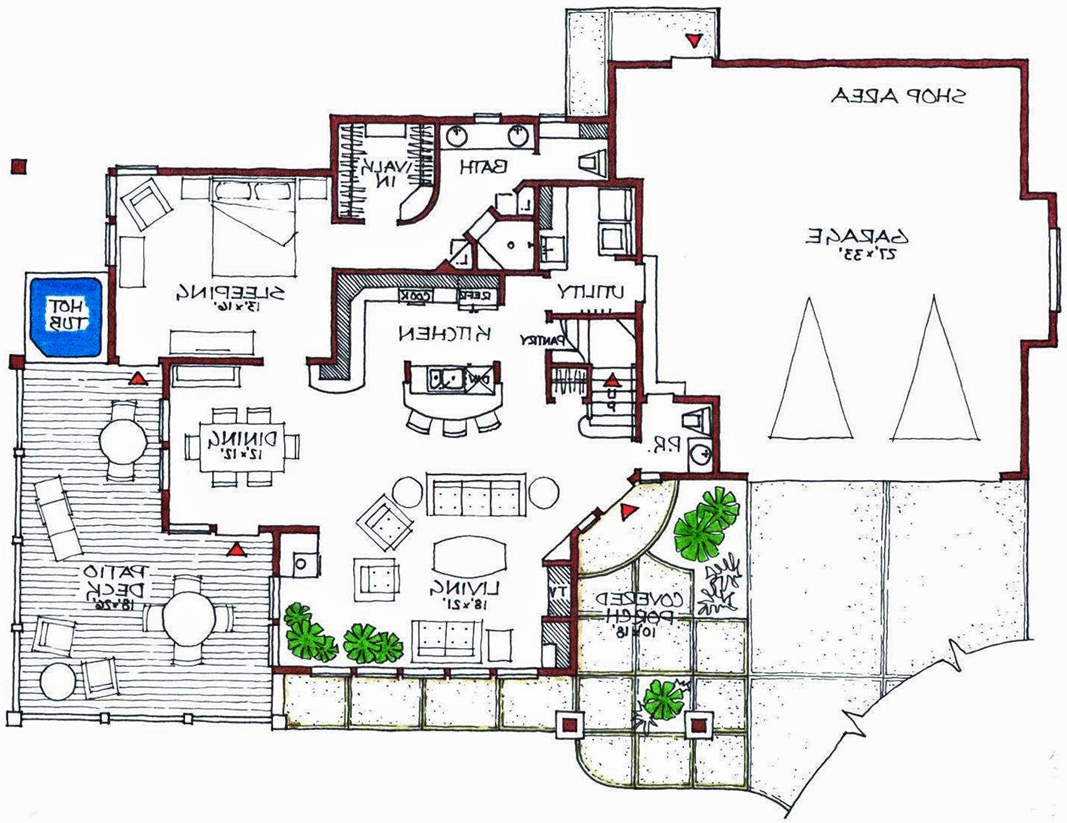 Modern House Plan Ideas