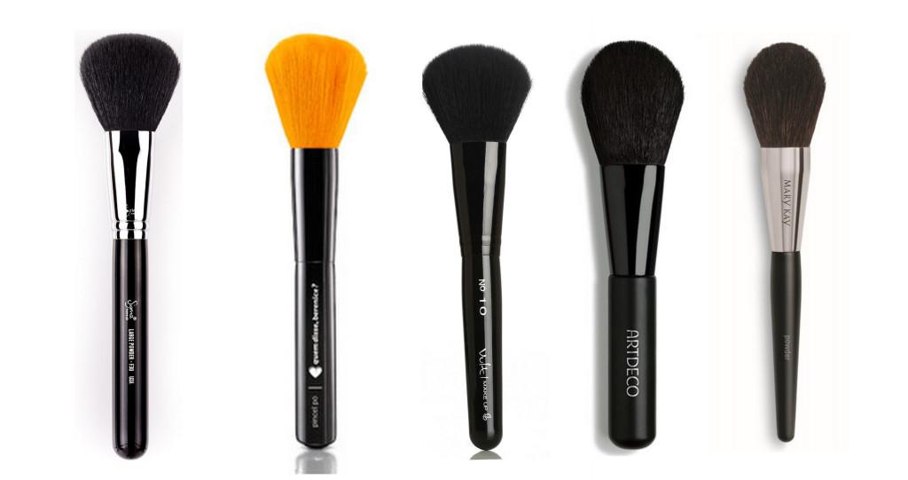 Para que tipo de maquiagem serve cada pincel, quais os pincéis essenciais para uma boa make?