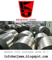 Lowongan Kerja BUMN PT Krakatau Steel