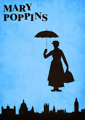 Η αφίσα της ταινίας Mary Poppins