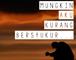 Lupa Bersyukur