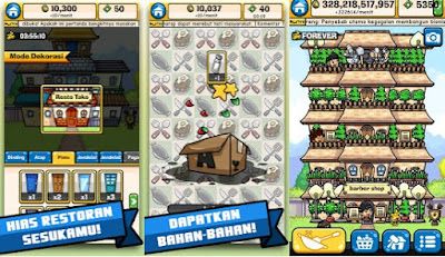 Nasi Goreng MOD Unlimited Money v1.8.0.2 Apk Android Terbaru