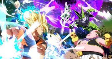 Se anuncia por sorpresa Dragon Ball Fighters