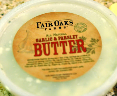 garlic and parsley butter