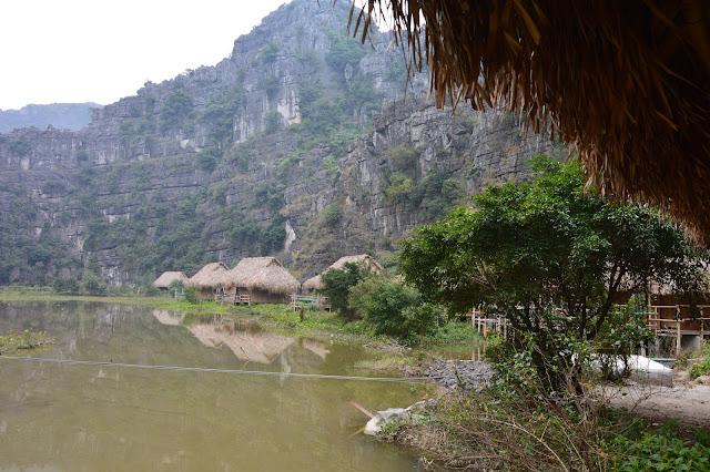 Notre resort à la baie d'halong terrestre