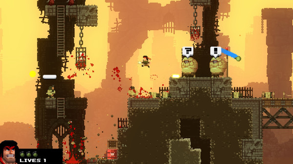 Broforce PC Free Download Screenshot 2