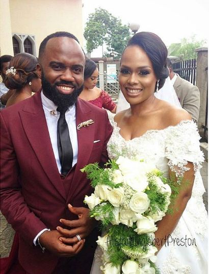 Who is noble igwe dating after divorce