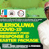 COVID-19: Oyetola's Aide Reaches Out To 4,000 Households In Ijesaland, Restates Government's Commitment To Curtail Spread Of Coronavirus In Osun
