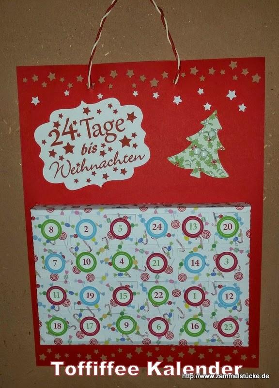 Toffifee Kalender