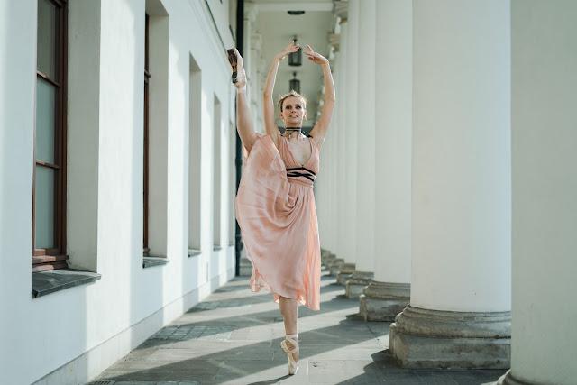 Balet w kolekcji Zara Studio SS17