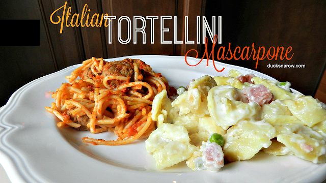 Italian food, pasta, tortellini, recipes, casserole