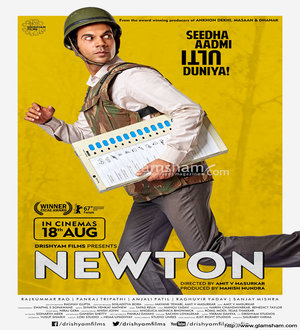 Newton Movie Poster