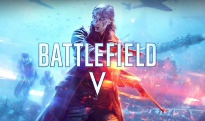 Game FPS untuk Komputer (PC) - Battlefield V