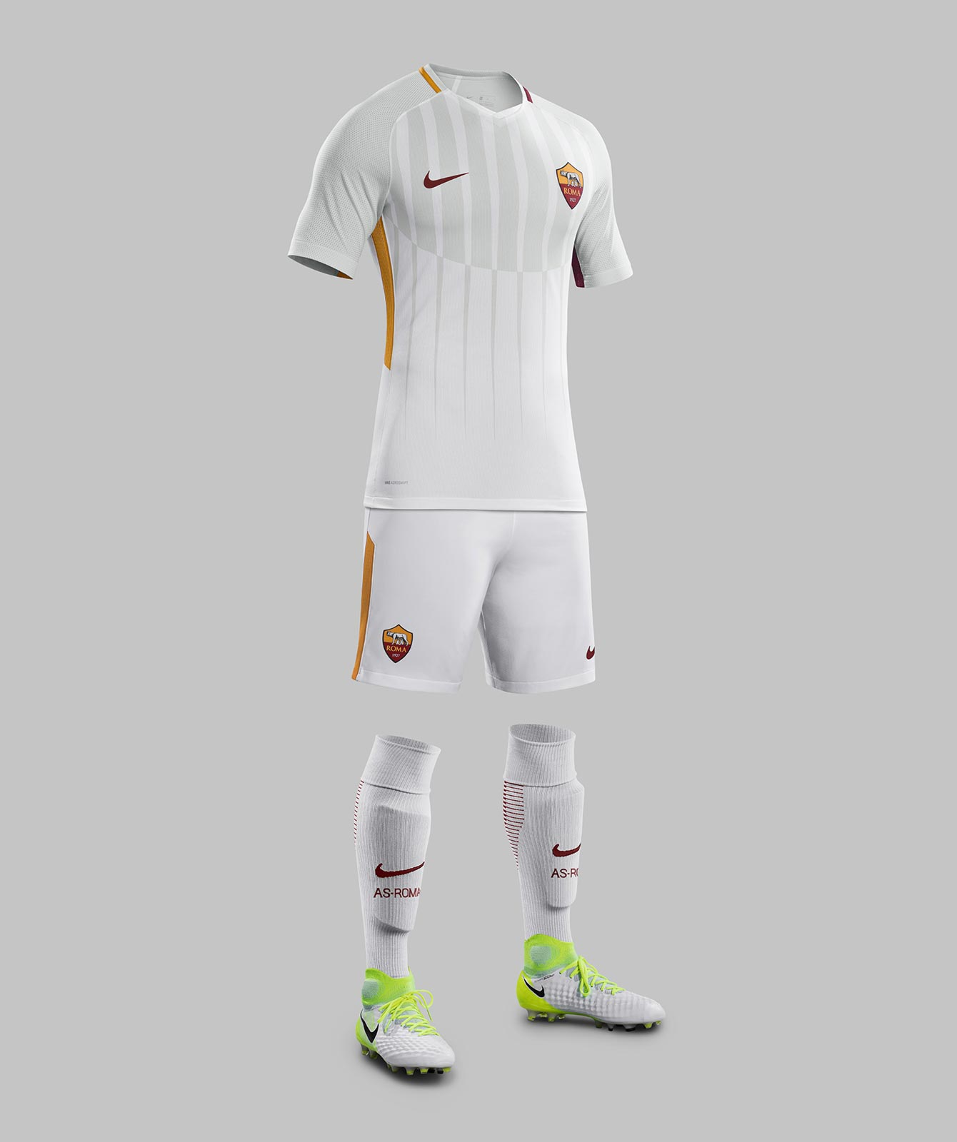 Maillot Juventus Exterieur As Roma 17-18 Away Kit Revealed - Footy Headlines