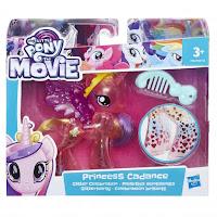 My Little Pony the Movie Princess Cadance Glitter Celebration Brushable