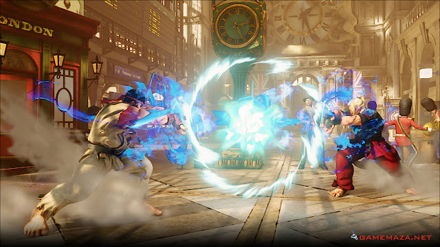 Street Fighter V Gameplay Screenshot 1