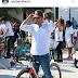 Raúl Paz tiene una bicicleta de $170 mil