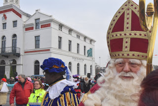 Sinterklaas (St. Nicholas), Zaandam, The Netherlands