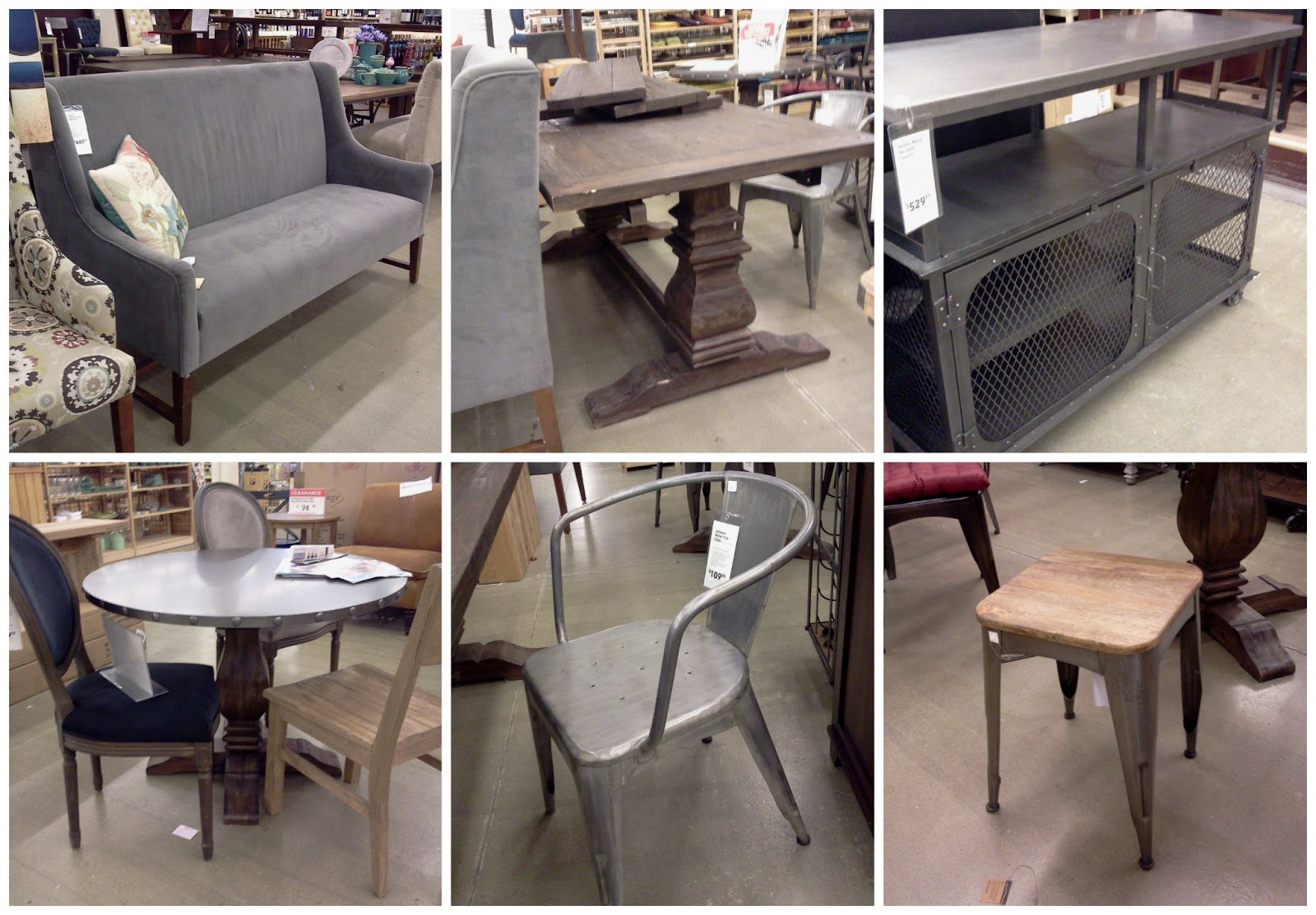 Beauty 4 Ashes: Cost Plus | World Market - Farm Style Table With Storage Bench