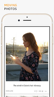 Polaroid Swing, an innovative moving photo app, launches on iOS