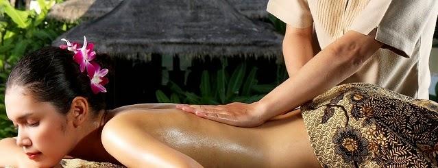 masaje tailandes con aceites