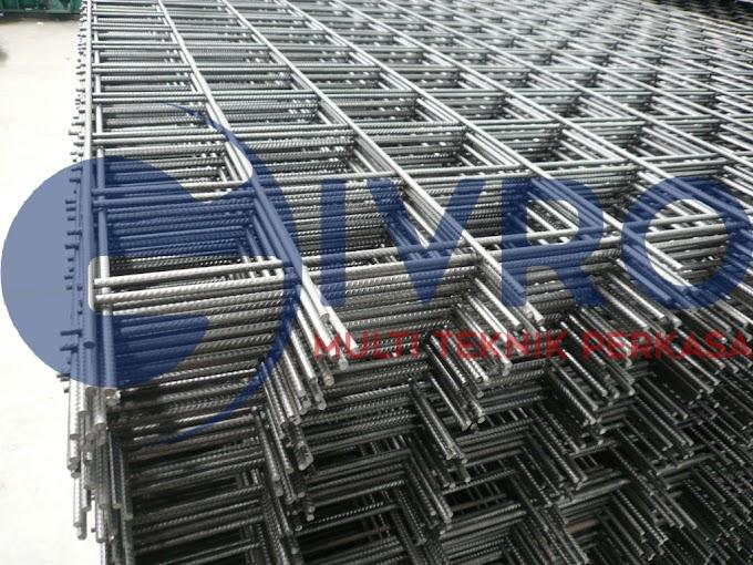 Distributor Besi Wiremesh Pabrik Jakarta