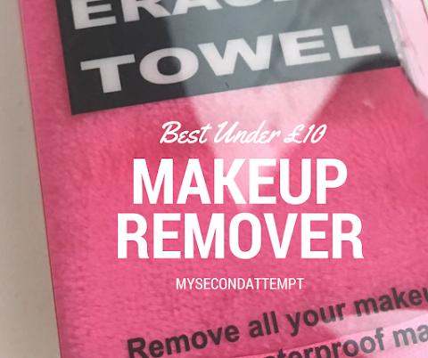 Best Under £10 Makeup Remover Makeup Revolution: Makeup Eraser