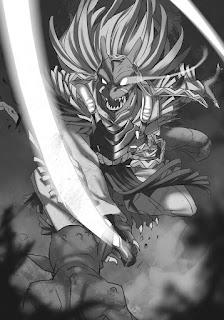 Anggota party Goblin Slayer yang memiliki kekuatan magic dan tubuh yang sangat kuat