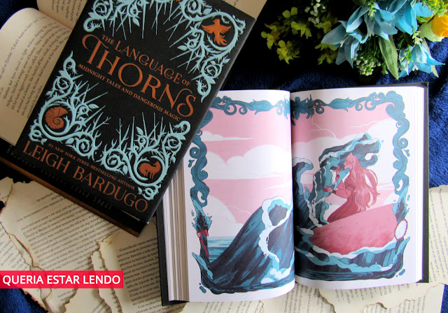 Resenha: The Language of Thorns