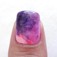 Sharpie Nail Art