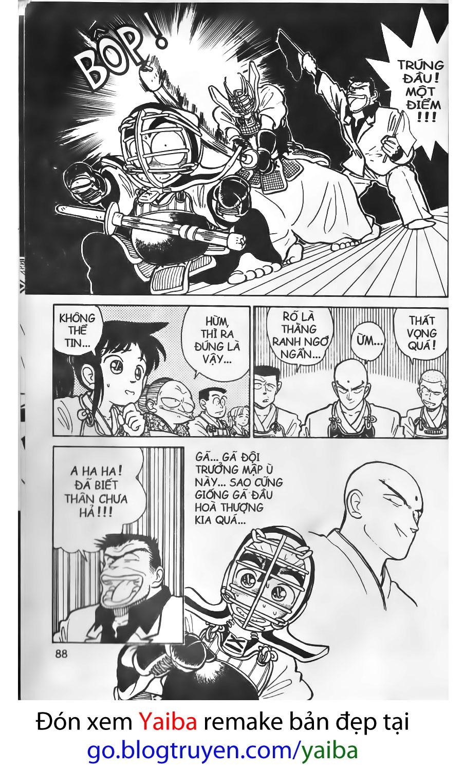 Yaiba chap 5 trang 3