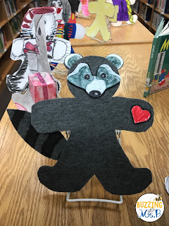 This Disguise a Gingerbread Man contest was a great way to get kids responding to their reading and participating in a school-wide event! They had so many great ideas and they loved this project.