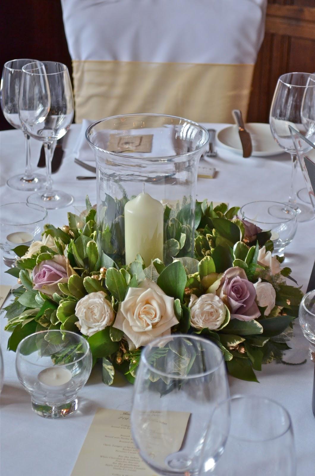 Wedding Flowers Blog: Debbie's Vintage Autumn Wedding