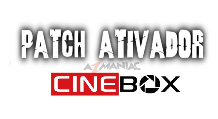 Atualização PATCH CINEBOX SKS 63W ON