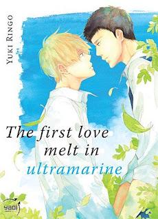 The first love melt in ultramarine de Yuko Ringo