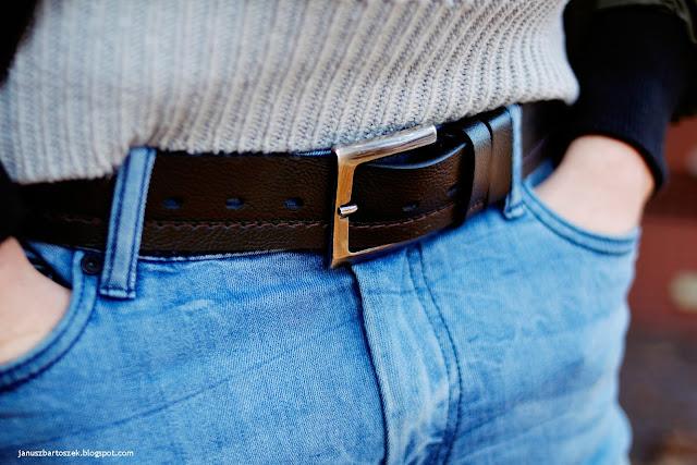 jaki pasek wybrać do jeansów
