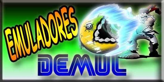 DEMUL (Magnifico Emulador Arcade) - RafaroNZonE: Un Rincón Cerca Del