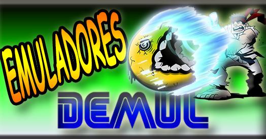DEMUL (Magnifico Emulador Arcade) - RafaroNZonE: Un Rincón