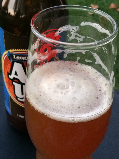 Lengthwise Ale Ya Imperial IPA 3