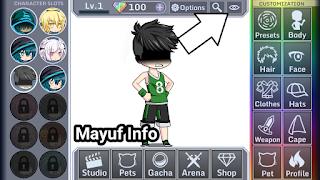 Cara Membuat Gambar Karakter Anime Kartun Di Android Terbaru