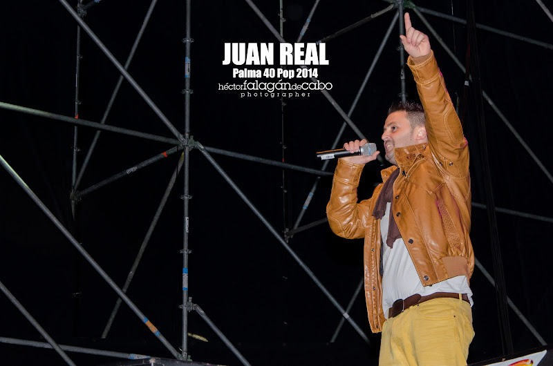 Juan Real e Isaac León MC en el Palma 40 Pop 2014. Héctor Falagán De Cabo | hfilms & photography.